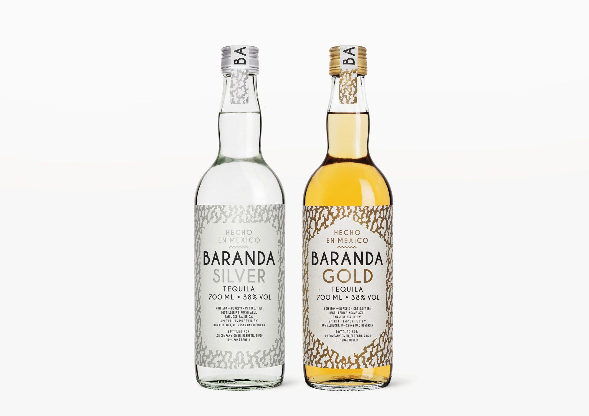 Baranda Tequila