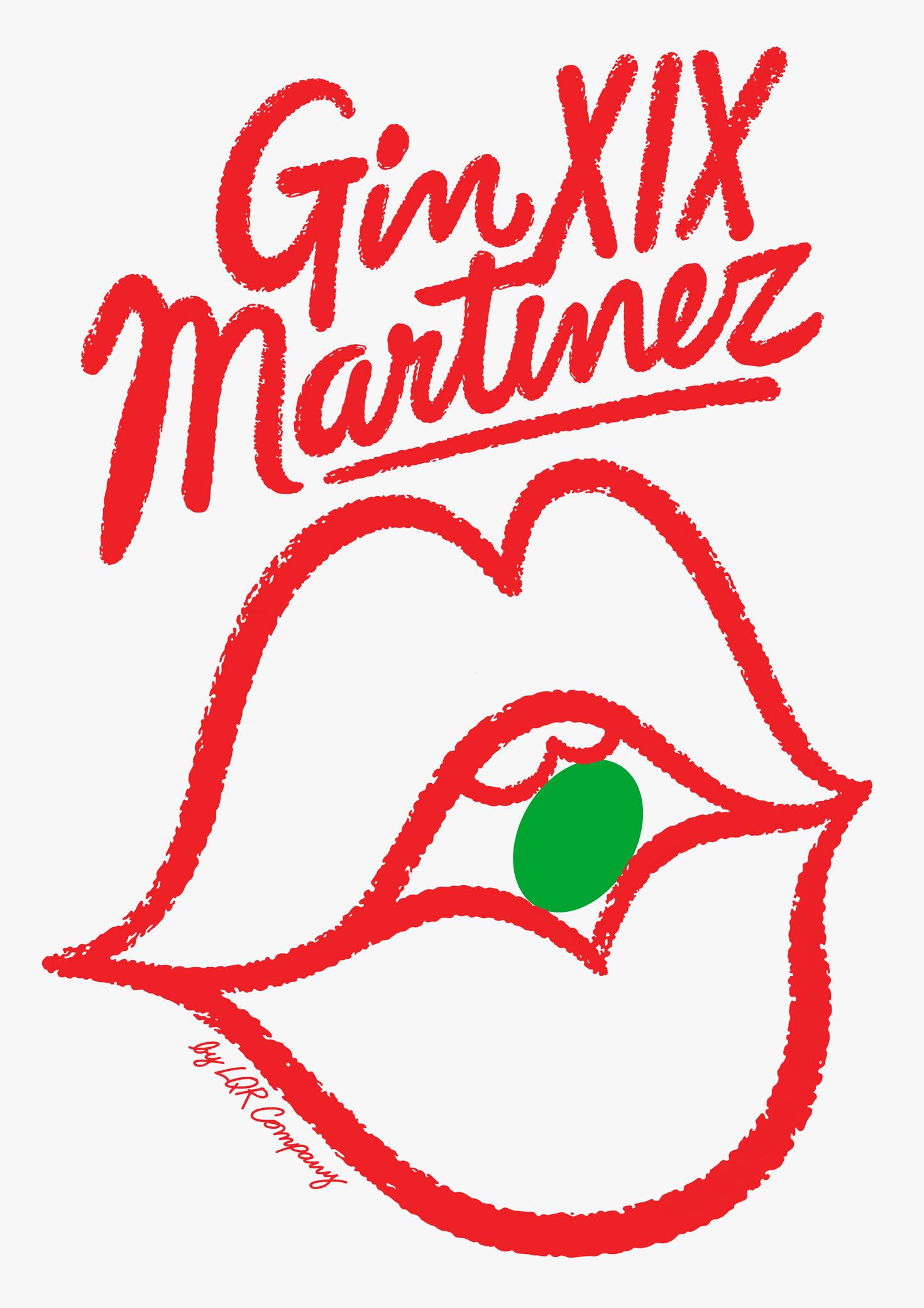 Gin XIX Martinez