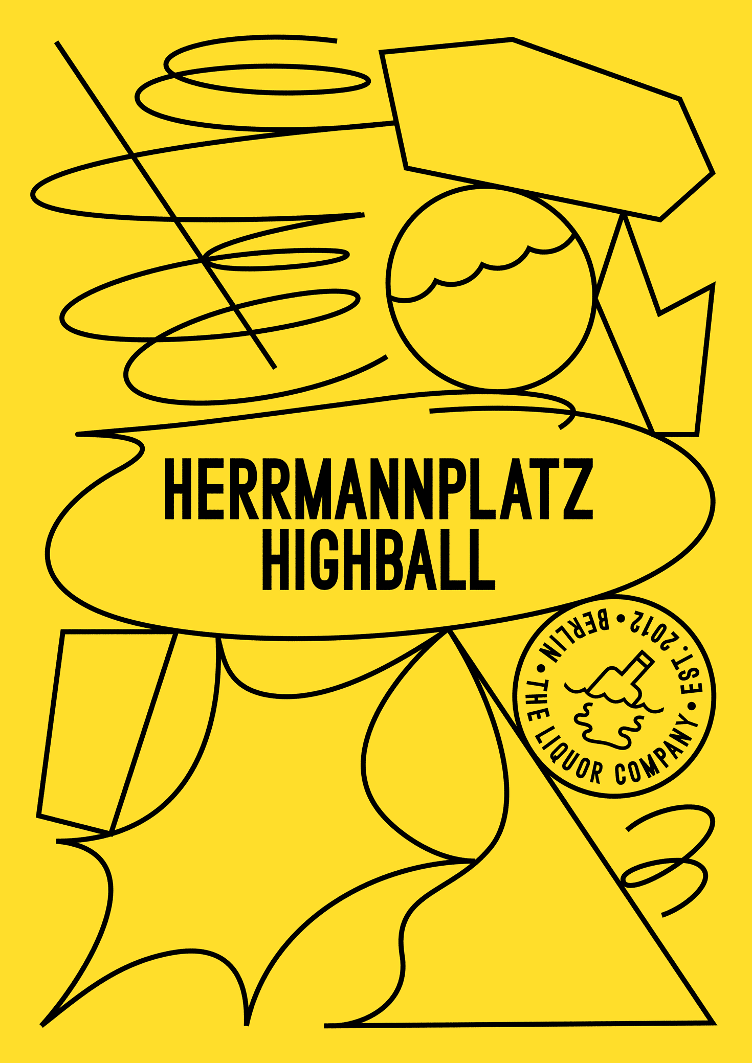 Hermannplatz Highball