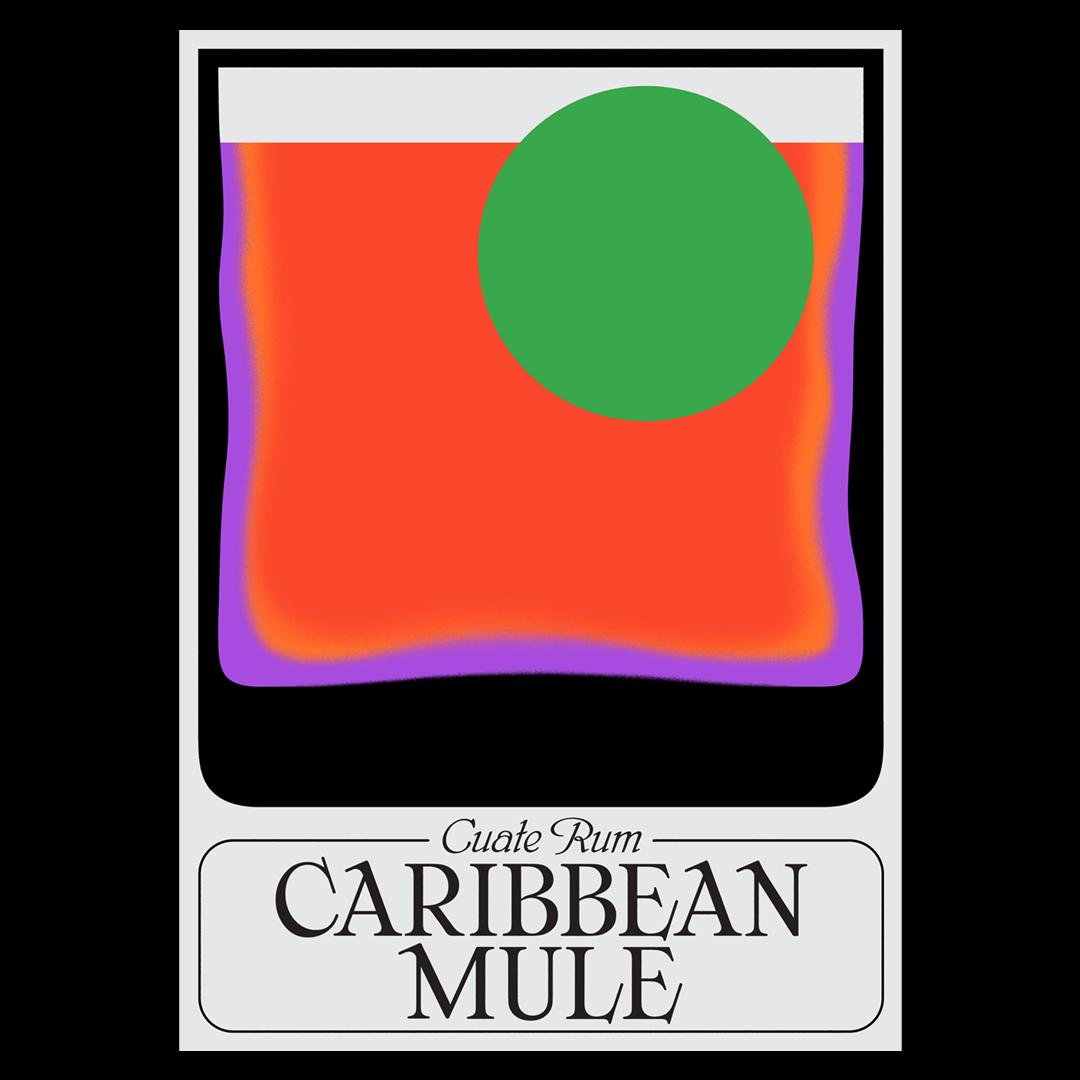 Cuate Rum Caribbean Mule