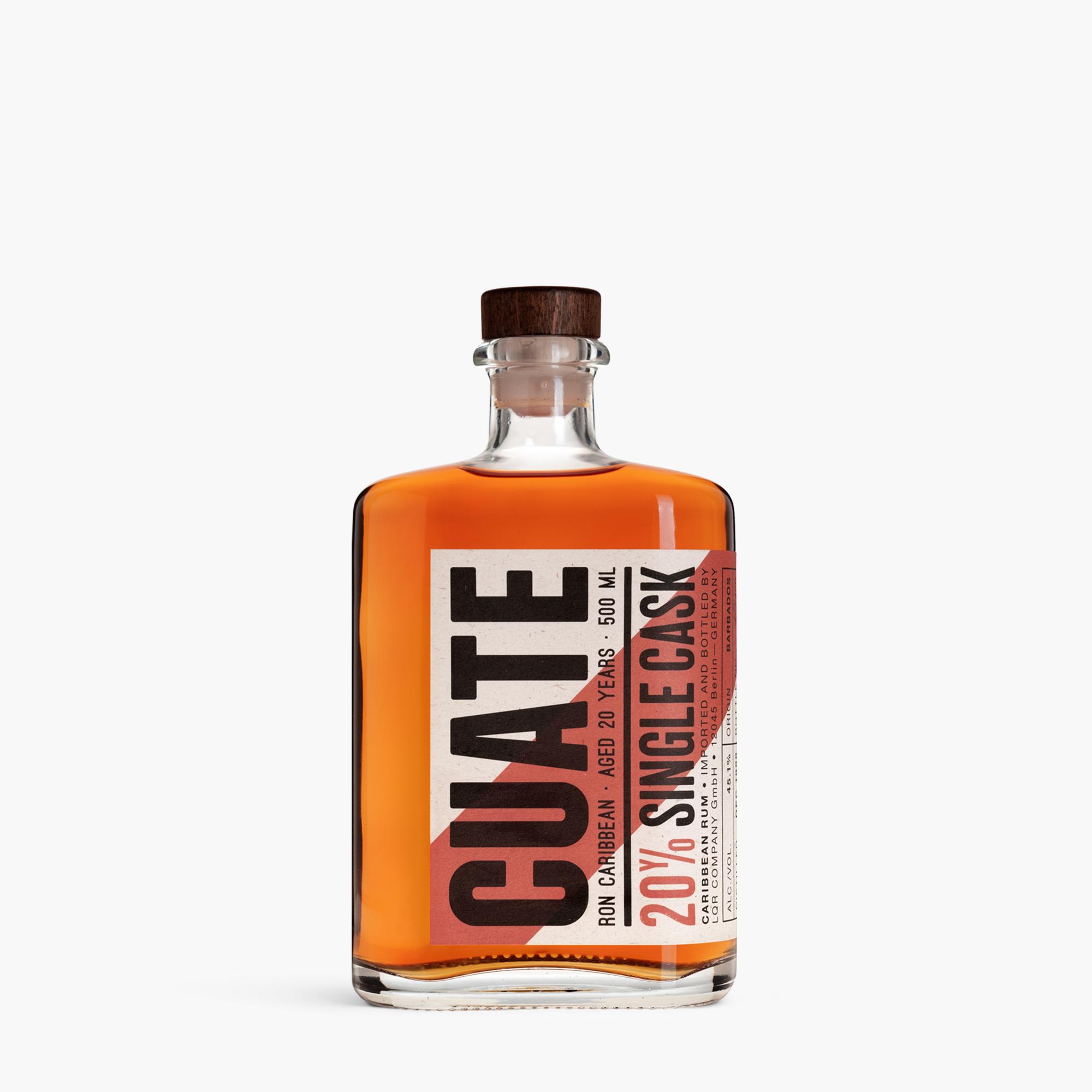 Cuate Rum Single Cask