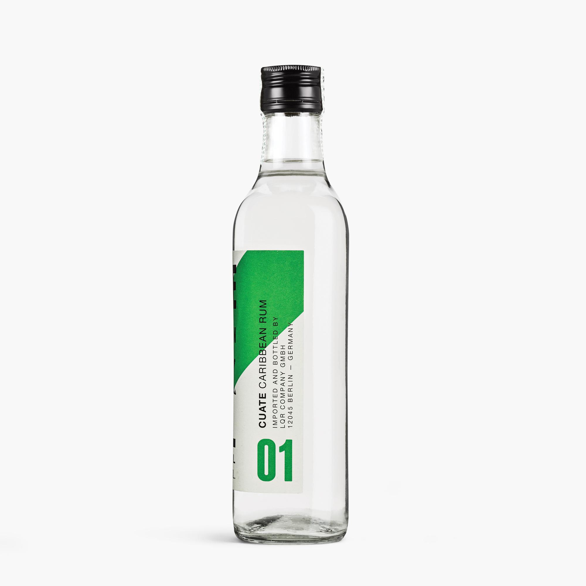 Cuate Rum 01