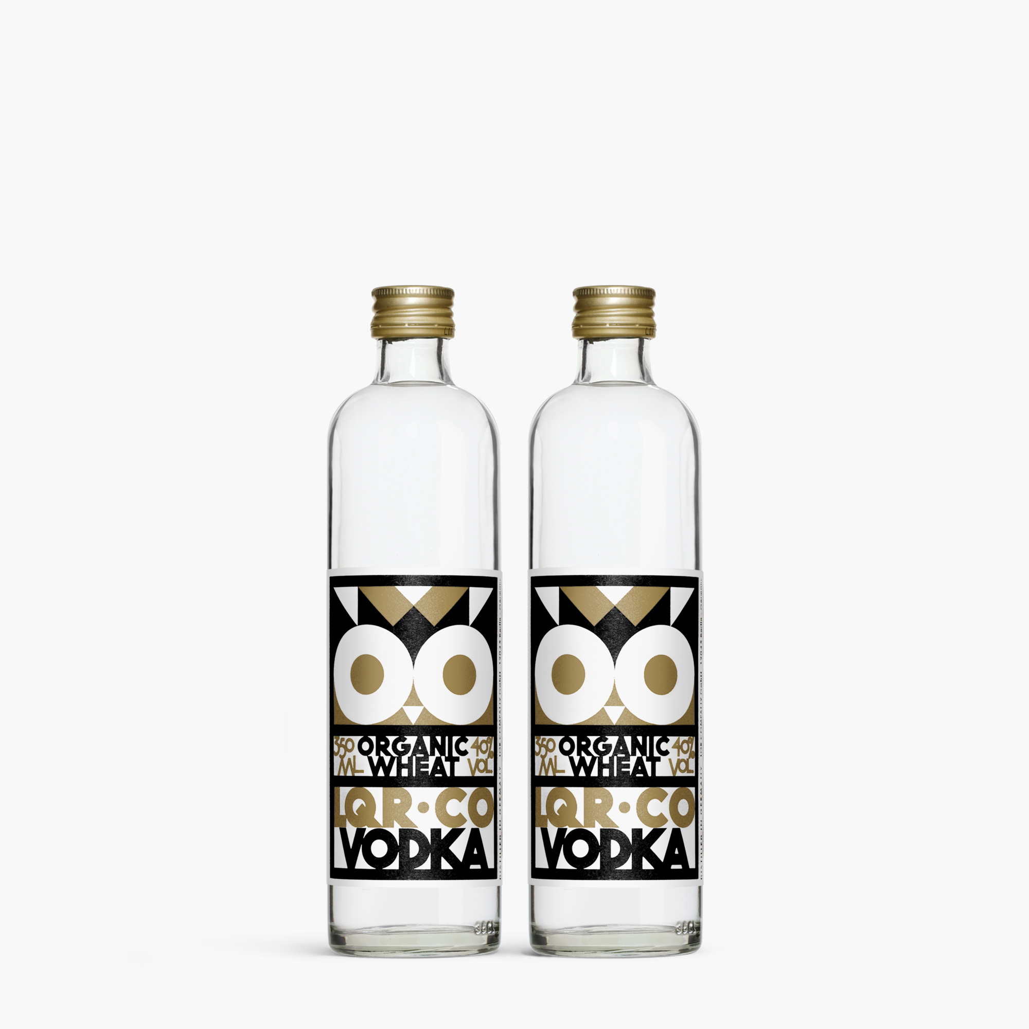 LQR Co. Organic Vodka