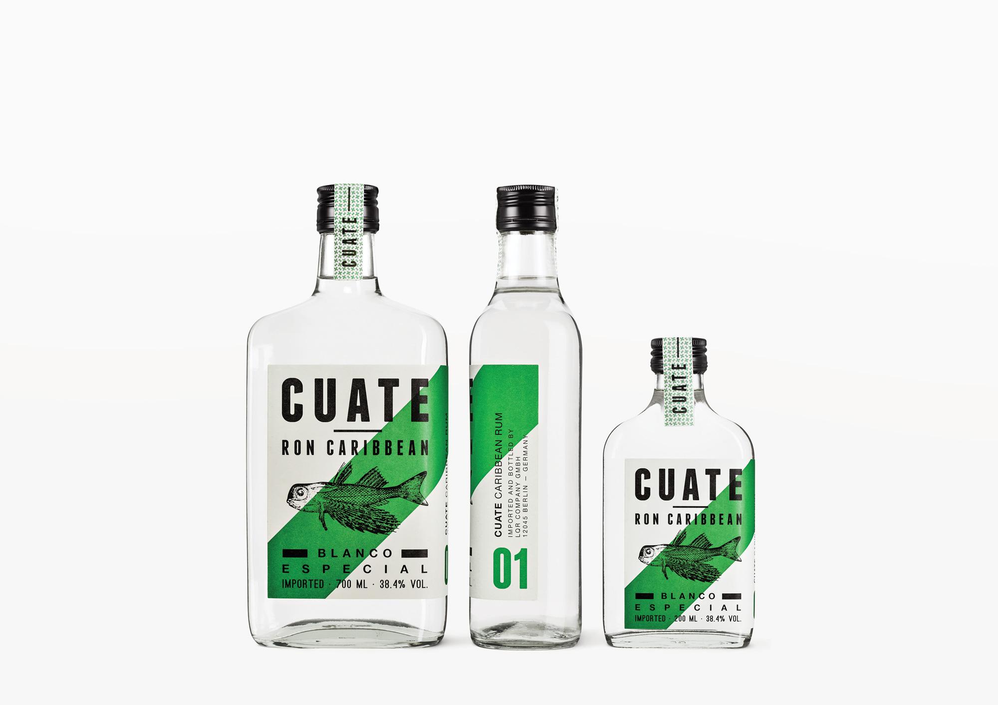 Cuate Rum 01 — Ron Caribbean