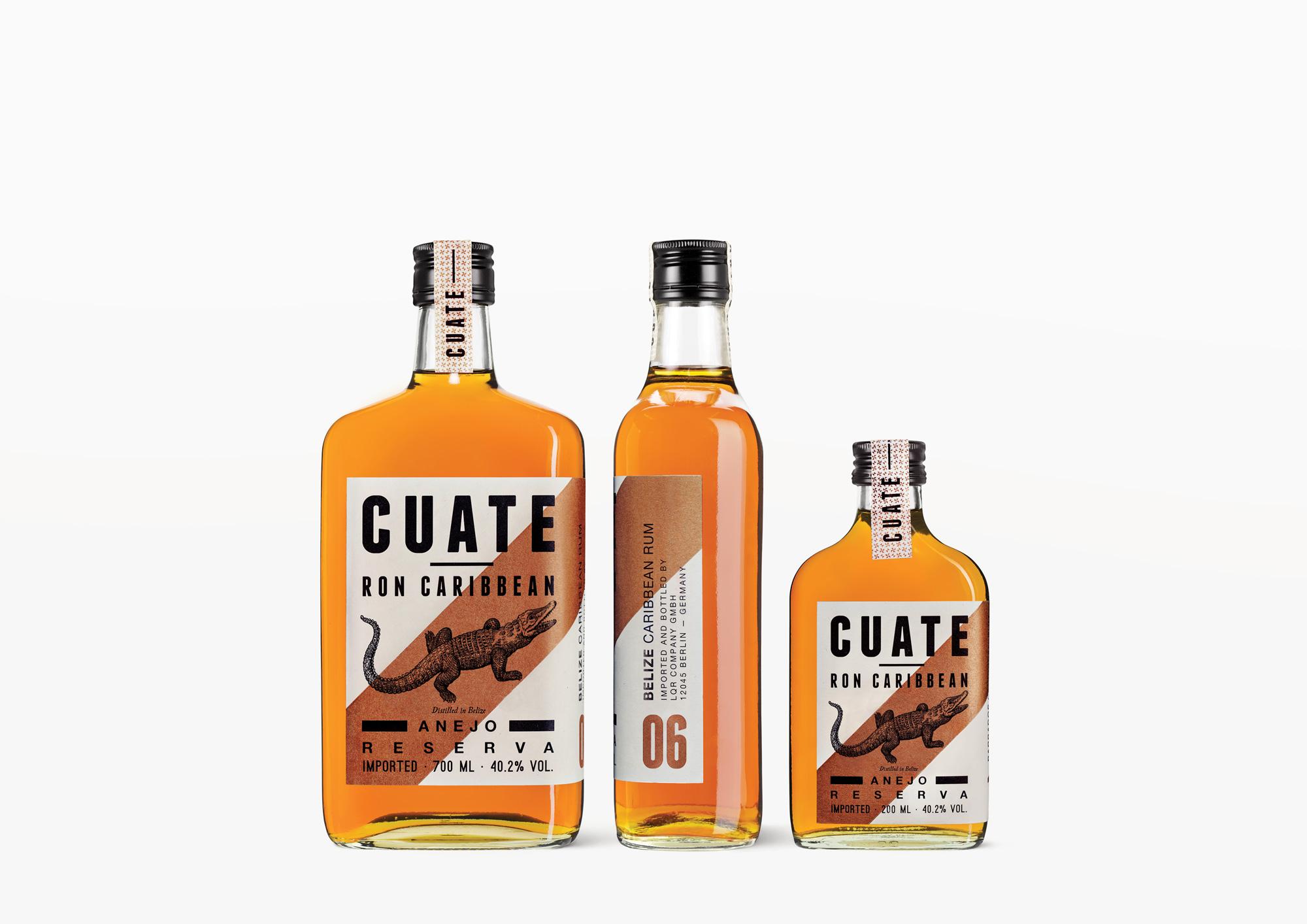 Cuate Rum 06 — Ron Caribbean
