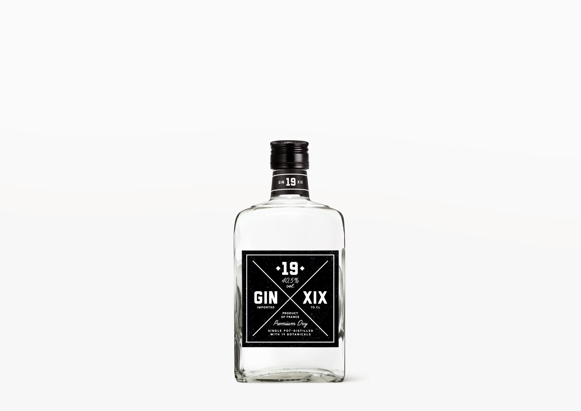 Gin XIX